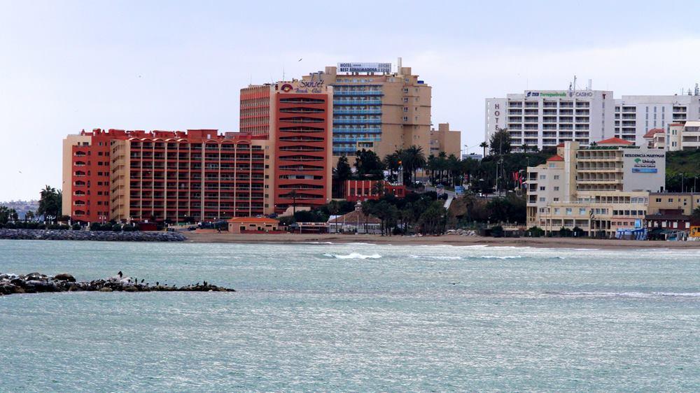 La zona de aparcamientos de Sunset Beach permanecerá abierta para el uso gratuito durante la festividad del Carmen