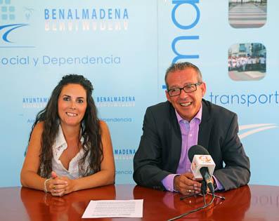 Francisco Salido ha informado sobre el comienzo del plazo de solicitud de las subvenciones para promover la atención a los ciudadanos menos favorecidos