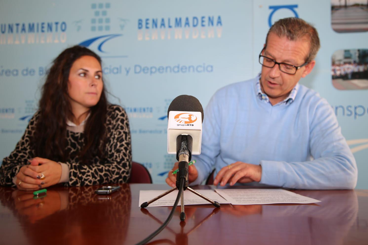 La Delegación de Bienestar Social abre el plazo de solicitud de las subvención de la Basura