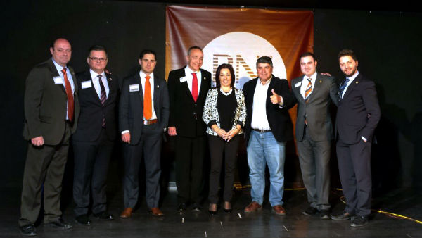 Benalmádena acoge el lanzamiento nacional de un grupo empresarial en un networking con más de 400 personas