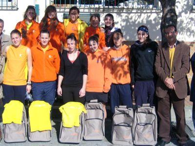 El ayuntamiento de Benalmádena presta su apoyo al deporte local