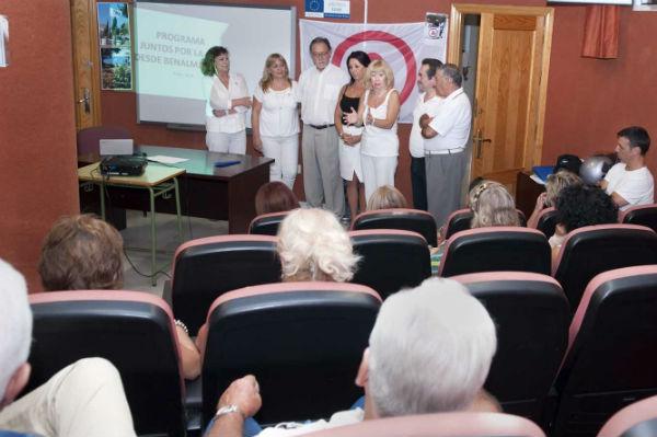 La Asociación 'Juntos por la Paz desde Benalmádena' celebra su asamblea general