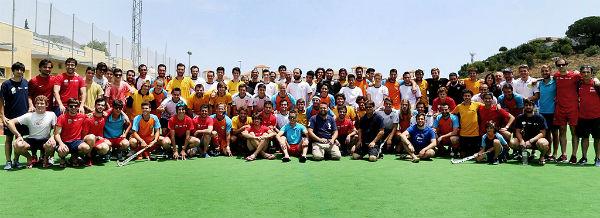 El Club de Hockey de Benalmádena logra el ascenso a División de Honor B
