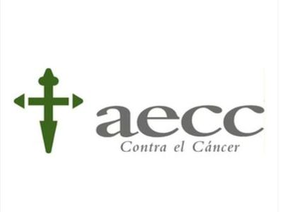 Cuestación Anual de la Asociación Españona Contra el Cáncer.