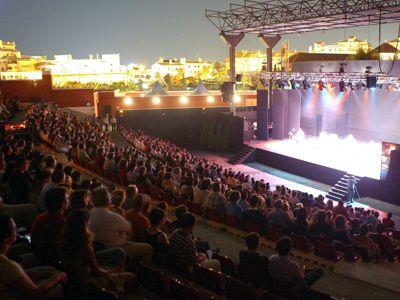 Puertas abiertas en el auditorio para el Festival de Verano