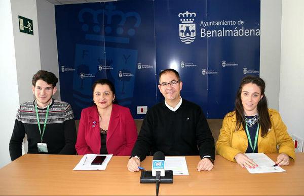 El Concejal Javier Marín realiza balance de la actividad del Aula de Atención Integral a Menores en Riesgo Social