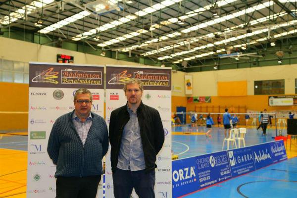 El Polideportivo de Arroyo de la Miel acoge el Máster Nacional de Badminton 'Benalmádena Más Limpia'