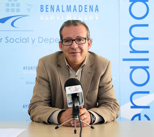 Francisco Salido hace un balance positivo de la 'Caravana Solidaria' llevada a cabo en el presente mes de octubre