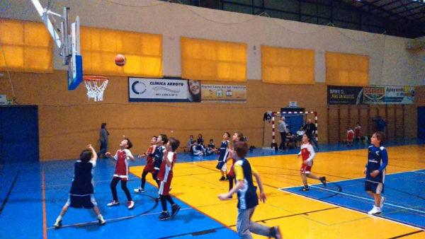 La Escuela Municipal de Baloncesto del PDM empieza con ilusión y acierto la Liga Educativa de Baloncesto