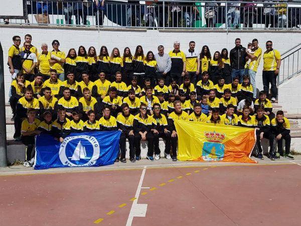 Exitosa participación del Club Básquet Benalmádena en el III Torneo de Baloncesto de Valencia Semana Santa 2017