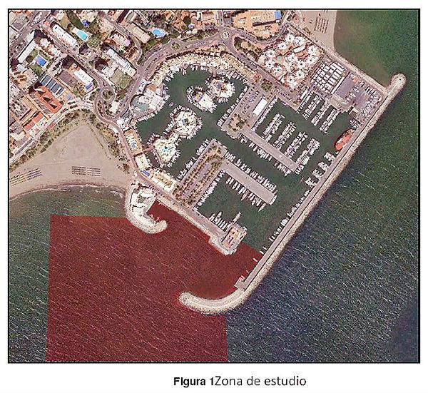 El Puerto Deportivo de Benalmádena inicia los trámites para el dragado de la bocana del puerto