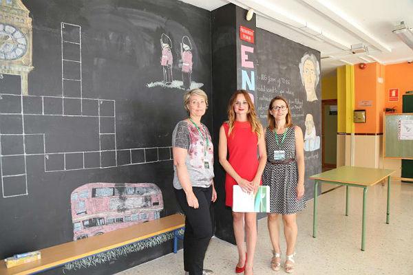Los alumnos de los Institutos de Enseñanza Secundaria del municipio reciben sesiones informativas acerca de los recursos de formación y empleo en Benalmádena