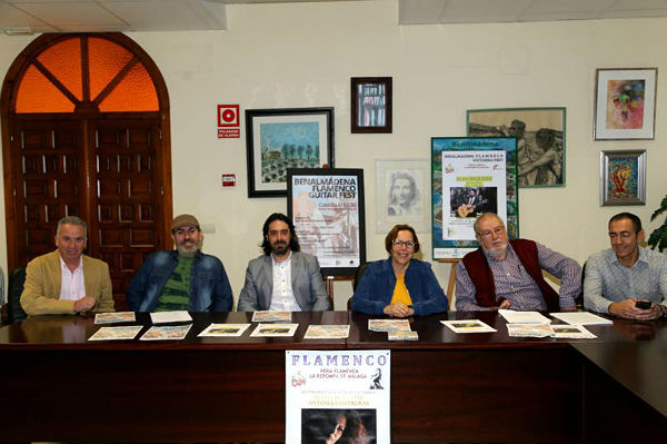 Benalmádena Flamenco Guitar Fest inaugura mañana su primera edición con un cartel liderado por Juan Requena
