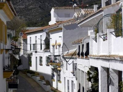 Mejora de calles en Arroyo de la Miel