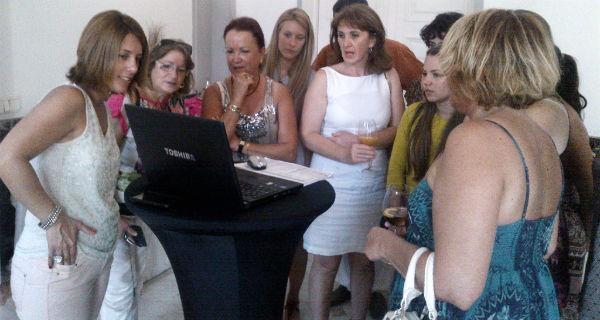 El curso de Organización de Eventos y Protocolo del proyecto Benemplea 2.0 visita el Palacio de Congresos de Málaga