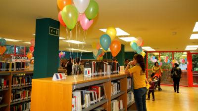 Nuevos fondos para las bibliotecas de Benalmádena