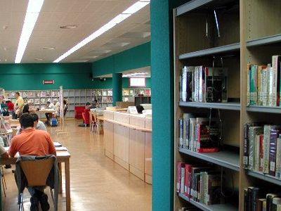Record de usuarios en la biblioteca La Paloma