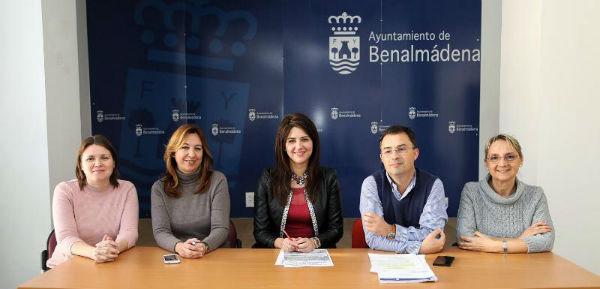 La concejala Irene Díaz presenta la VIII Edición de los Premios de Igualdad ...