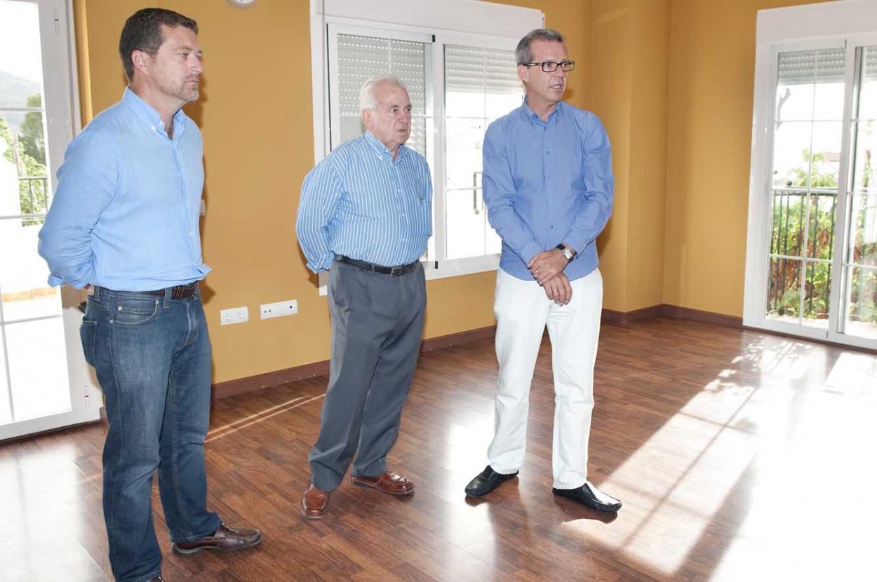 El Ayuntamiento trabaja en la puesta a punto del 'Silvestre Gonzalez' de cara a la temporada de otoño