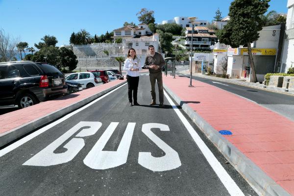 El Ayuntamiento de Benalmádena pondrá en marcha mañana el intercambiador de transporte de Torremuelle
