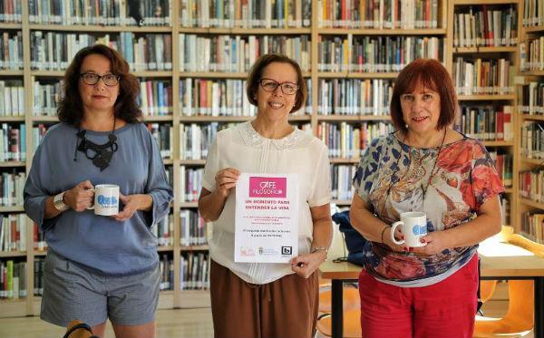 La Biblioteca de Benalmádena Pueblo iniciará este martes su Ciclo de Tertulias 'Café Filosófico'