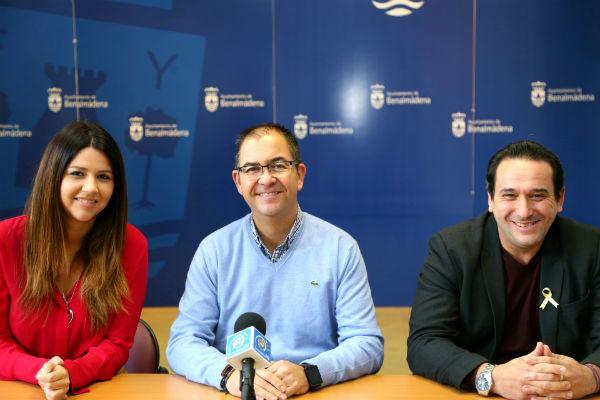 El edil Javier Marín pasará a ocupar la Concejalía de Bienestar Social tras en nombramiento de Irene Díaz como Diputada Provincial