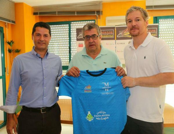 El Club de Badminton Benalmádena divulgará la Campaña 'Contigo, Benalmádena Más Limpia'
