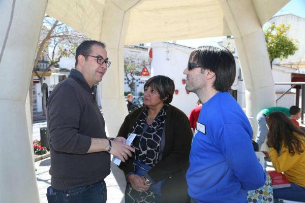 Gran participación en la Jornada de Reciclaje de Benalmádena Pueblo