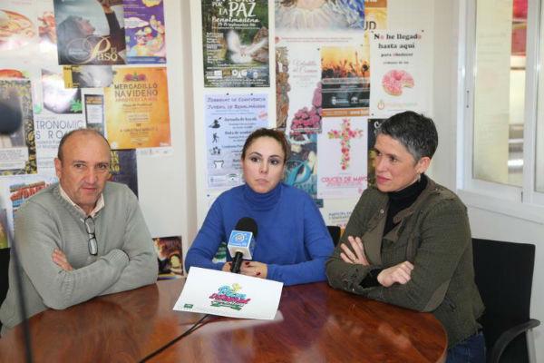 La Concejala Ana Schermam y la coordinadora del IAJ, Noelia Suárez, presentan el ´´ III Plan de Juventud de la Junta de Andalucía´´