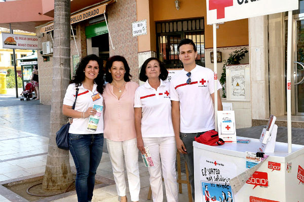 Cruz Roja pone en marcha la venta de boletos para el tradicional sorteo de oro