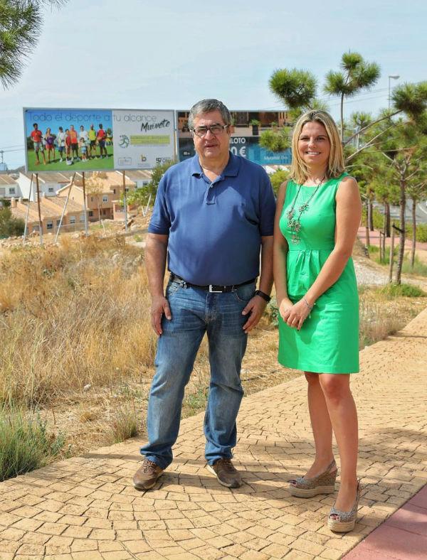 El Patronato Deportivo Municipal e InnoBen colaboran en una Campaña de Fomento ...