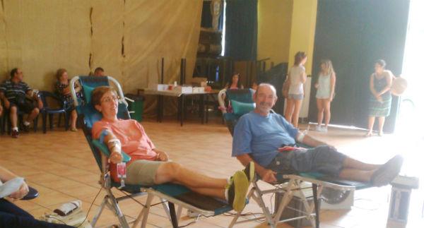 La concejala de Sanidad agradece la solidaridad de los participantes en la campaña de donación de sangre