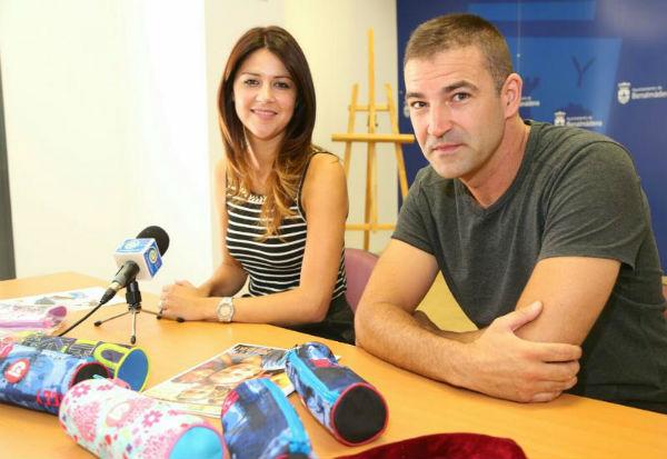 Un Agente de la Policía Nacional de la Comisaría Benalmádena-Torremolinos impulsa una Campaña Solidaria a favor de los niños que se encuentran en los campos de refugiados de Grecia