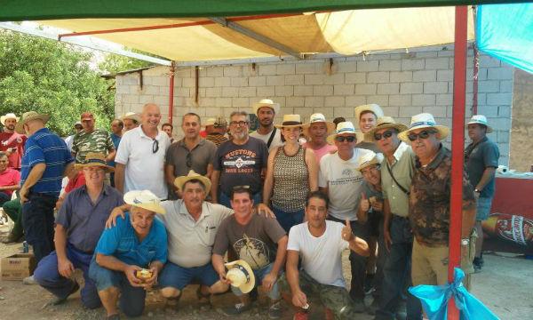 El Campeonato de Tiro al Plato Feria Virgen de la Cruz se vuelve a disputar en terreno benalmadense