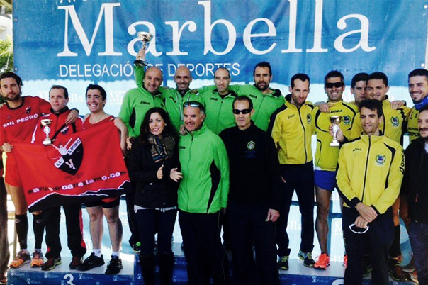 El Club de Atletismo de Arroyo de la Miel se proclama campeón provincial de Cross