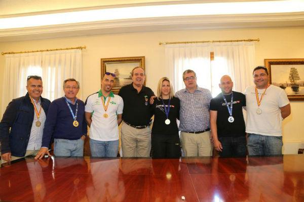 Los deportistas del Centro Buceo Benalmádena, grandes triunfadores de los últimos Campeonatos de España y Europa de Fotografía y Vídeo Submarino