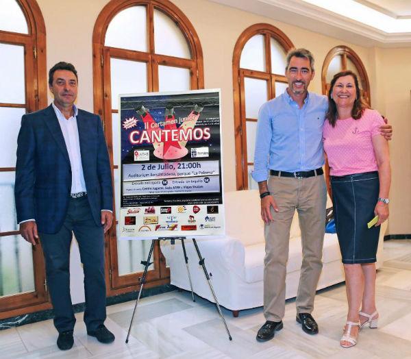 El Auditorio del Parque de la Paloma acogerá este sábado la Segunda Edición del Certamen Junior Cantemos a favor de AFAB