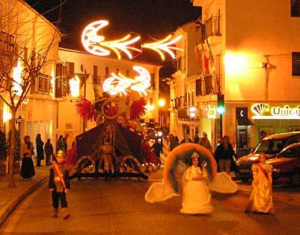 Avance de programación Carnaval 2006