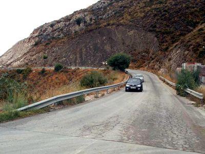 Reforma de la carretera A-368 (B.Pueblo - Higuerón)