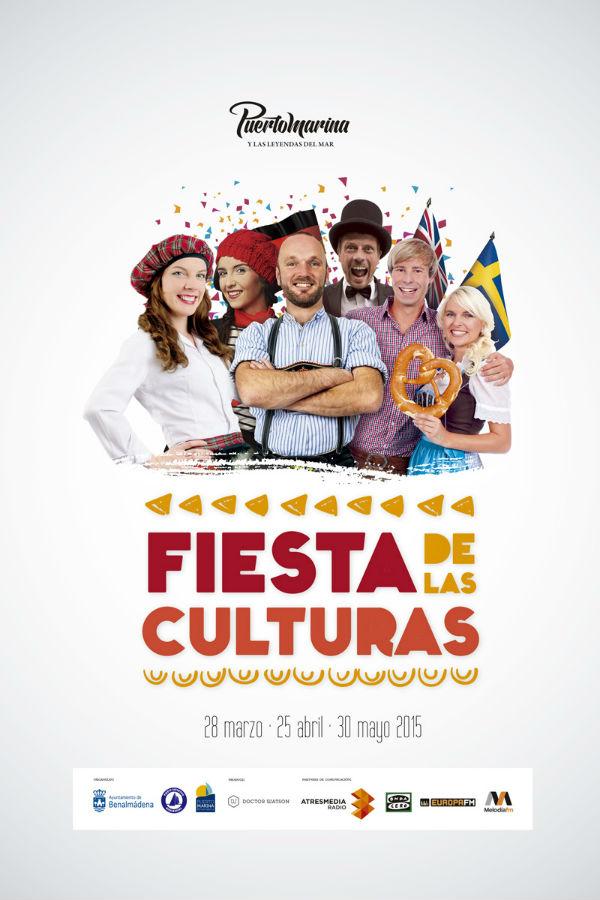 Puerto Marina se convertirá este fin de semana en una gran ventana abierta a la cultura británica.