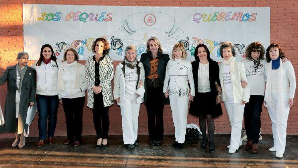 La regidora participa en la conmemoración del Día de la Paz en Benalmádena