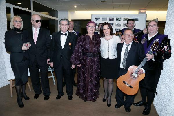 La Asociación de Alhucemas reúne a cerca de 250 personas en el Hotel Alay para celebrar su 25 aniversario