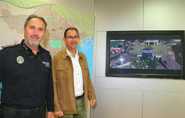 Benalmádena incorpora un nuevo sistema de control de tráfico