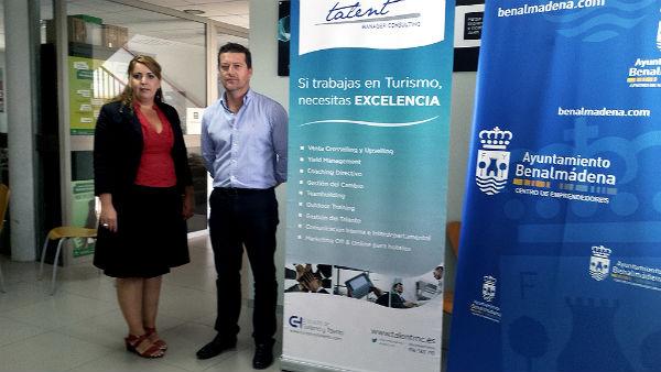 Una empresa del Centro de Emprendedores de Benalmádena forma parte de la organización de Euroal 2014