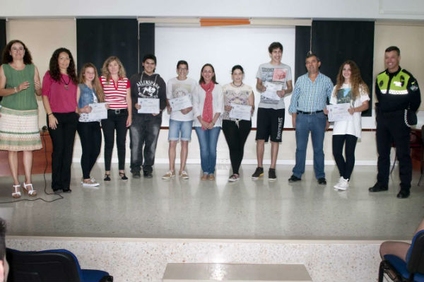 Más de un centenar de alumnos del instituto 'Cerro del Viento' realizan el curso de Soporte Vital Básico