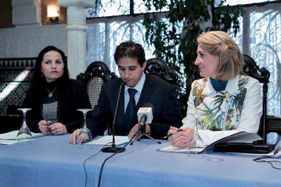 La alcaldesa inaugura la conferencia 'Clásula Suelo', organizada por el Colegio de Abogados de Málaga