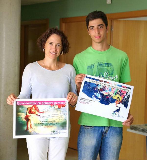 Los Corresponsales Juveniles organiza dos Talleres con el apoyo del Instituto Andaluz de la Juventud