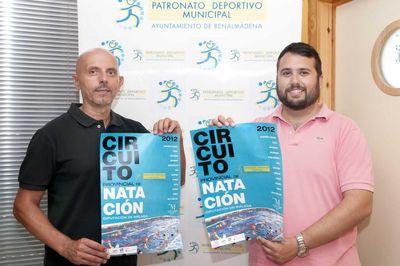 Benalmádene Acogerá este Sábado La 3ª Jornada del XXVII Circuito Provincial de Natación.