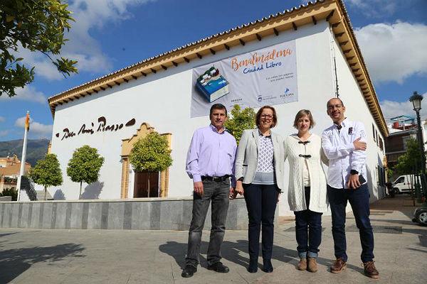 Benalmádena se convertirá en una 'Ciudad -Libro' tras la Semana Santa
