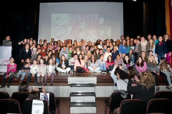 Más de 4.200 personas participaron en la XXII Muestra de Teatro de Centros Docentes y Aficionados de Benalmádena